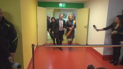 Inaugurarea noului Spital de Ortopedie, Traumatologie și TBC Osteoarticular Foișor