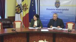 Declarațiile Silviei Radu după Ședința Primăriei din 18 decembrie 2017