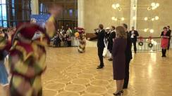 """Evenimentul festiv pentru copii """"Feerie de Iarnă"""", organizat de Fundația de Binefacere """"Din Suflet"""""""