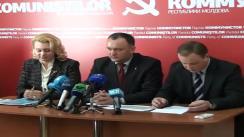PCRM - Chișinăul e aproape de o catastrofă economică, socială și ecologică