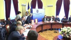 Ședința săptămânală a serviciilor primăriei Chișinău din 26 decembrie 2017