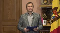"""Exclusiv. Live și fără cenzură. Clubul de presă """"Rezonanța socială"""" și partenerii prezintă: """"Cross-examination"""" a președintelui Republicii Moldova, Igor Dodon. Șase jurnaliști și experți străini îi vor acorda întrebări dure despre primul an în funcția de șef al statului. Față în față. Va ține piept domnul președinte așa-numita """"testare la poligraf""""?"""