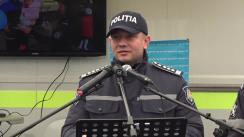 """Briefing organizat de Inspectoratul General al Poliției la tema """"Siguranța și Securitatea în perioada sărbătorilor de iarnă"""""""