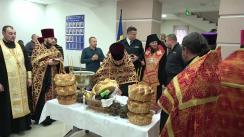 Inspectoratul General al Poliției dă startul Caravanei de Crăciun