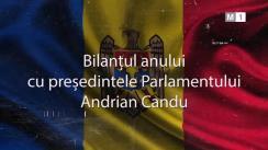 Bilanțul anului 2017 cu Andrian Candu, la Moldova 1