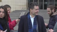 Declarație de presă susținută de deputatul Nicușor Dan pe tema reglementării serviciului de taximetrie în București