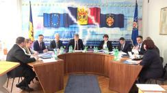 Ședința Consiliului Superior al Procurorilor din 10 ianuarie 2018