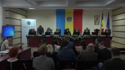 Ședința Comisiei Electorale Centrale din 12 ianuarie 2018