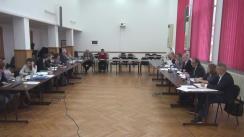 Dezbaterea publică pe tema proiectului de Lege privind integrarea socială a străinilor care au dobândit protecție internațională sau un drept de ședere în România, precum și a cetățenilor statelor membre ale Uniunii Europene și Spațiului Economic European