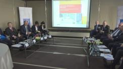 """Conferință de presă cu tema """"Impactul economic și social al sistemului bancar în România"""", susținută de membrii Consiliului Director al Asociației Române a Băncilor (ARB), Președintele de onoare, Președintele Executiv și reprezentanți ai PricewaterhouseCoopers"""