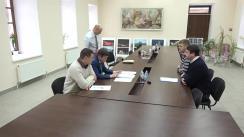 Semnarea Acordului de colaborare dintre IDIS Viitorul și Agenția de Inspectare și Restaurare a Monumentelor privind reabilitarea spațiului urban al Republicii Moldova