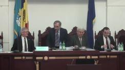 Adunarea Generală a Secției de Științe Agricole a AȘM
