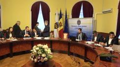 Ședința săptămânală a serviciilor primăriei Chișinău din 22 ianuarie 2018