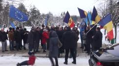Ultima ședință în cauza Traian Băsescu către Igor Dodon privind anularea decretului de retragere a cetățeniei