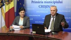 Declarațiile lui Eliferie Haruță după Ședința Primăriei din 22 ianuarie 2018