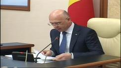 Ședința Guvernului Republicii Moldova din 24 ianuarie 2018