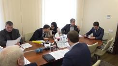 Audierea autorităților responsabile de executarea Legii privind aplicarea testării la detectorul comportamentului simulat în cadrul Comisiei securitate națională, apărare și ordine publică