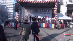 Eveniment organizat la Iași prilejuit de Ziua Unirii Principatelor Române