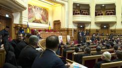 """Sesiune de comunicare științifică """"Unirea Principatelor Române, temelie a Marii Uniri de la 1918"""""""