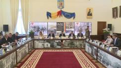 Ședință extraordinară a Consiliului Local Iași din 25 ianuarie 2018
