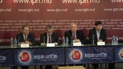 """Conferință de presă cu tema """"Apelul Partidului Liberal Democrat din Moldova pentru salvarea administrației publice locale, ca ultim bastion al democrației"""""""