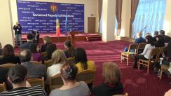 Conferință de presă susținută de prim-ministrul Republicii Moldova, Pavel Filip, cu ocazia împlinirii a doi ani de activitate a Guvernului