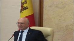 Ședința Guvernului Republicii Moldova din 31 ianuarie 2018