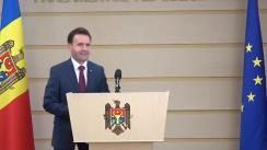 """Conferință de presă susținută de deputatul PLDM, Iurie Țap, cu tema """"Demolarea autonomiei și democrației locale – pericol pentru viitorul democratic al Republicii Moldova"""""""