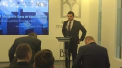 Deschiderea oficială a ședinței de tranzacționare dedicată listării Elvila pe piața AeRO a Bursei de Valori București