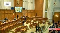 Ședința în plen a Camerei Deputaților României din 1 februarie 2018