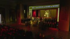 Adunarea Festivă dedicată lansării Anului Ștefan cel Mare și Sfânt, Domnitor al Moldovei