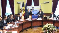 Ședința săptămânală a serviciilor primăriei Chișinău din 5 februarie 2018