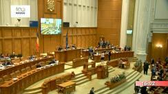 Ședința în plen a Camerei Deputaților României din 5 februarie 2018