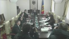 Ședința Consiliului Superior al Magistraturii din 6 februarie 2018