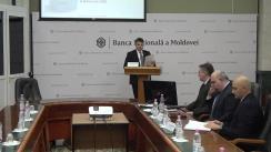 """Briefing organizat de Banca Națională a Moldovei cu tema """"Raportul asupra inflației"""""""