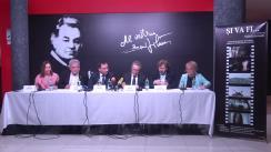 """Conferință de presă cu ocazia prezentării filmului """"Și va fi…"""""""