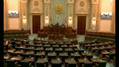 Ședința in plen a Senatului României din 7 februarie 2018