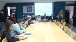 """Prezentarea unii Apel Public cu privire la respectarea """"liniilor roșii"""" în procesul de reglementare transnistreană de către autoritățile Republicii Moldova"""