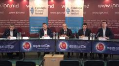 """Dezbateri publice cu tema """"Interferențe administrative și politice în capitală"""""""