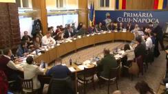 Ședința Consiliului Local Cluj-Napoca din 12 februarie 2018