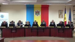 Ședința Comisiei Electorale Centrale din 13 februarie 2017