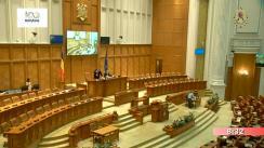Ședința în plen a Camerei Deputaților României din 13 februarie 2018