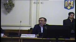 Ședința comisiei pentru agricultură, silvicultură, industrie alimentară și servicii specifice din Camera Deputaților a României din 14 Februarie 2018