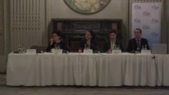 """Lansarea raportului anual """"Subminarea bunei guvernări prin clientelism politic și propagandă. Studii de caz în România și țări vecine"""" de către Expert Forum"""