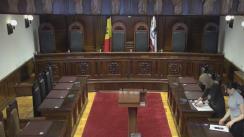 Curtea Constituțională examinează sesizarea nr. 22e/2018 a Comisiei Electorale Centrale privind validarea unui mandat de deputat în Parlamentul Republicii Moldova