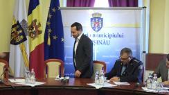 Ședința săptămânală a serviciilor primăriei Chișinău din 19 februarie 2018