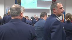 Ședința de evaluare a activității Poliției de Frontieră Române pe anul 2017