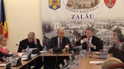 Ședința Consiliului Local al Municipiului Zalău din 15 februarie 2018