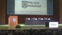 Evaluarea activității desfășurate de Poliția Română în anul 2017