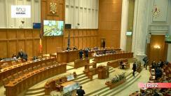 Ședința în plen a Camerei Deputaților României din 19 februarie 2018